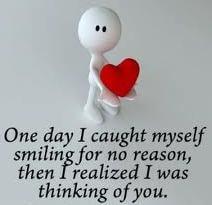 I found myself smiling
